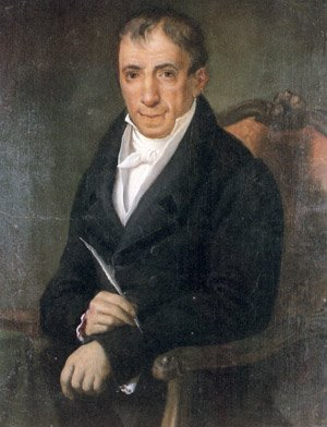 Adamantios Koraes (27 April 1748 - 6 April 1833)