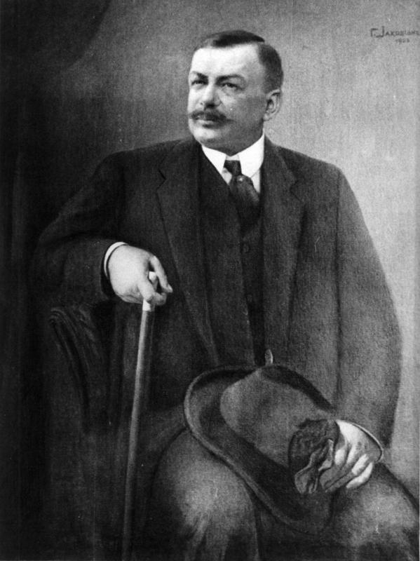 Dimitrios Kalopothakis (1867-1946)