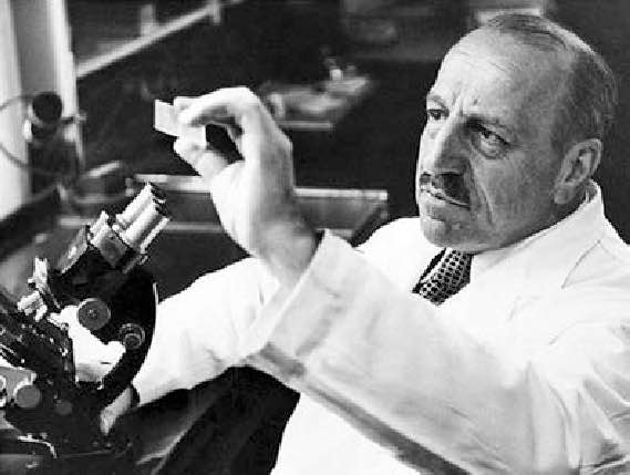 Ahepan Dr. George Nicholas Papanikolaou