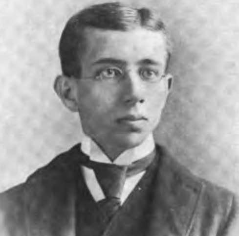 Dimitrios Kalopothakis Harvard Class of 1888