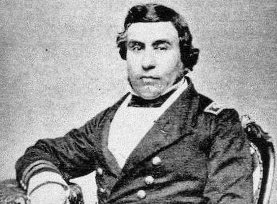Captain George Musalas Colvocoresses