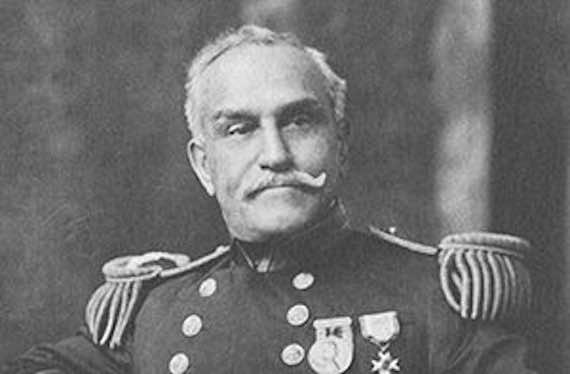 Rear Admiral George Partridge Colvocoresses