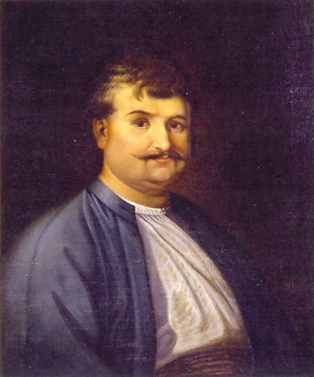 Regas O Fereos (1757 - June 24, 1798)